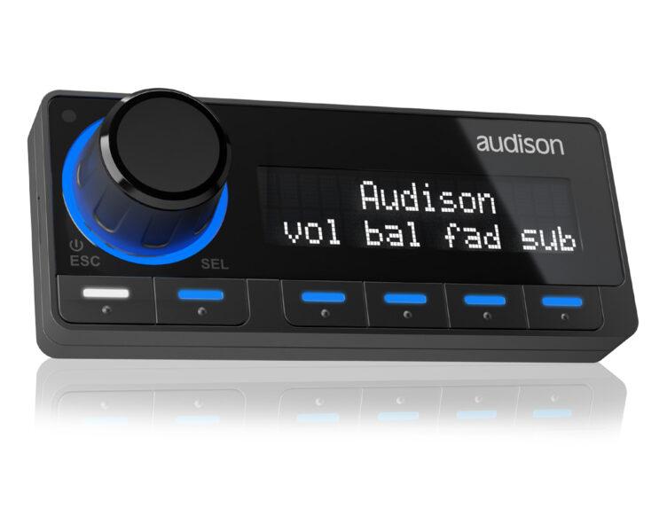 Audison DRC MP – Digital Remote Control – Multimedia Play