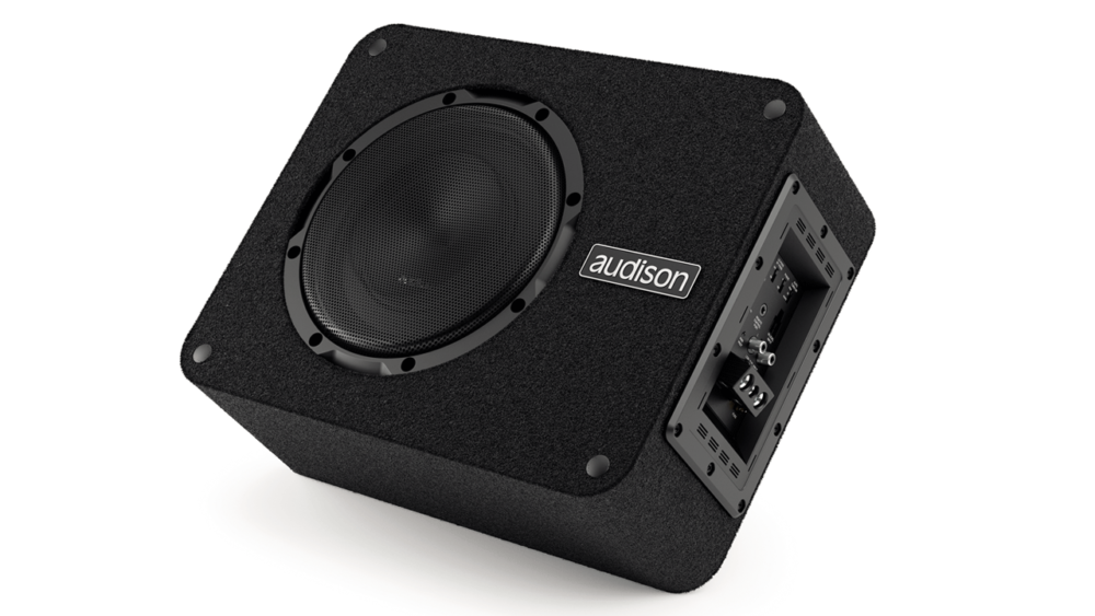 Audison APBX 8 AS 8″ Active Sub Box