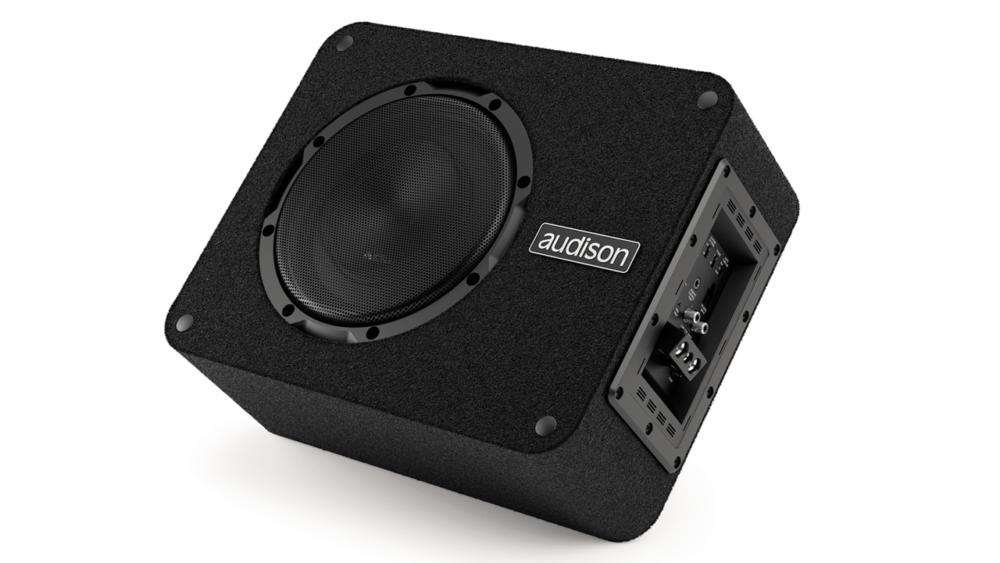 Audison APBX 10 S4S 10″ Sealed Sub Box