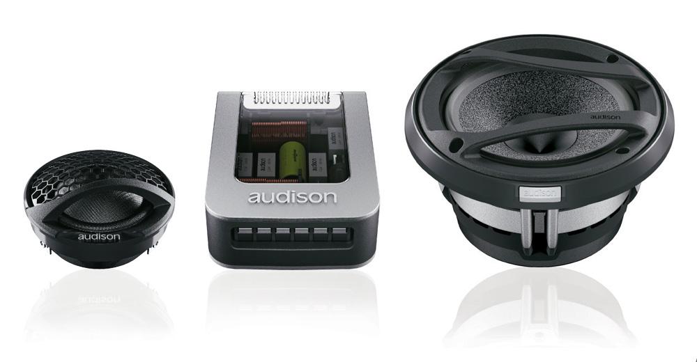 Audison AVK5 Kit 2 Way AV
