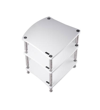 Bassocontinuo Reference Line Accordeon XL 4 3 Shelf Hi-Fi Equipment Rack