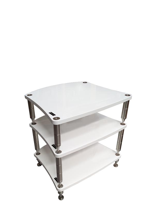 Bassocontinuo Reference Line Accordeon XL 4 AV Equipment Rack - 3 Shelves