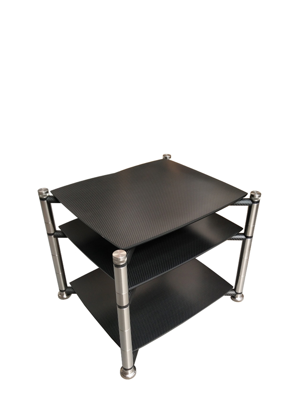 Bassocontinuo Revolution Line Aeon - 3 Shelf Configuration