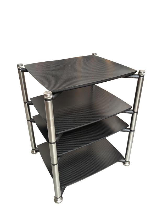 Bassocontinuo Revolution Line Aeon - 4 Shelf Configuration