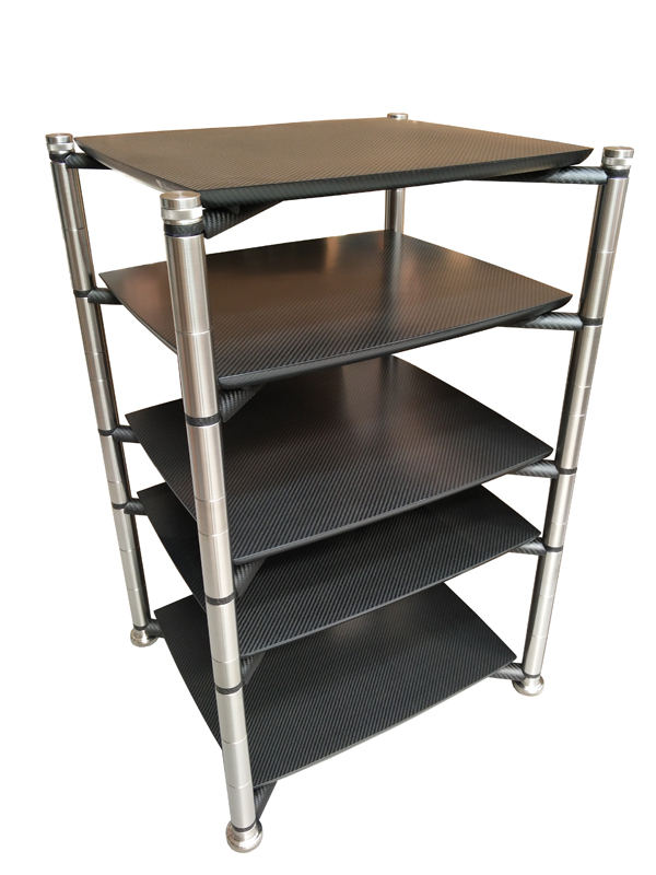 Bassocontinuo Revolution Line Aeon - 5 Shelf Configuration