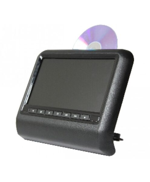 MONGOOSE Q500 Clip-on 9″ DVD Headrest Player