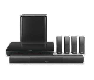 Bose Lifestyle 650 Home Entertainment System – Ex-Demonstration Unit