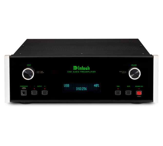 McIntosh C49 Stereo Pre-Amplifier