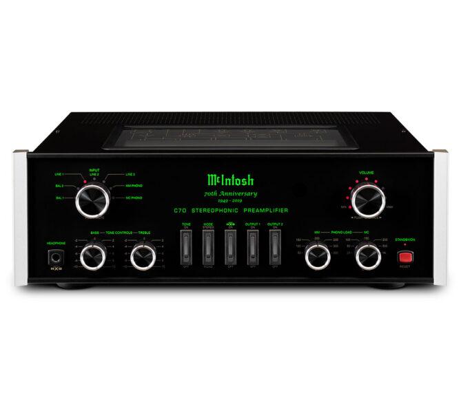 McIntosh C70 70th Anniversary Stereo Pre-Amplifier