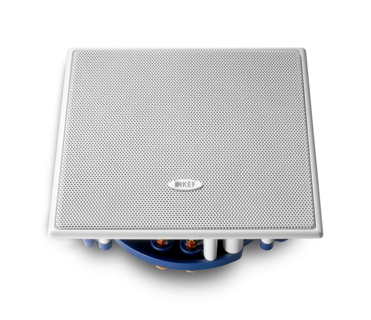 """Kef CI130QS 5.25"""" Uni-Q In-Wall or In-Ceiling Speakers (Pair)"""
