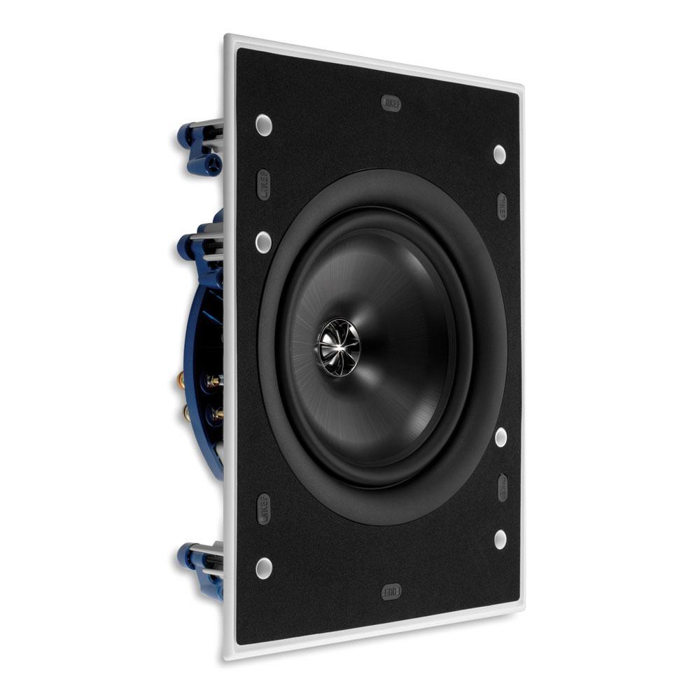 "Kef CI200QL 8"" Uni-Q In-Wall Speakers (Pair)"