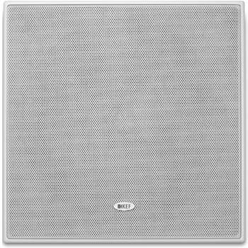 """Kef CI200QS 8"""" Uni-Q In-Wall or In-Ceiling Speakers (Pair)"""
