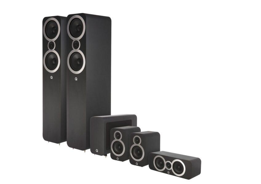 Q Acoustics 3050i 5.1 Cinema System