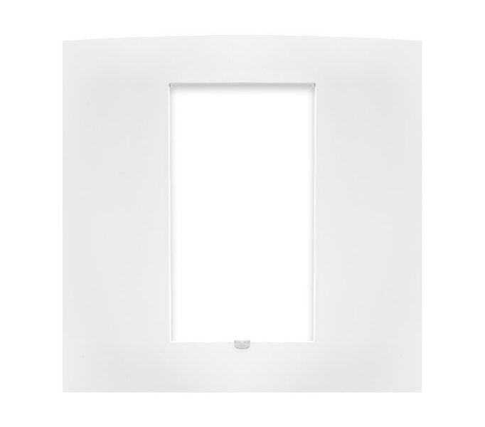 Control4 Square Single Faceplate