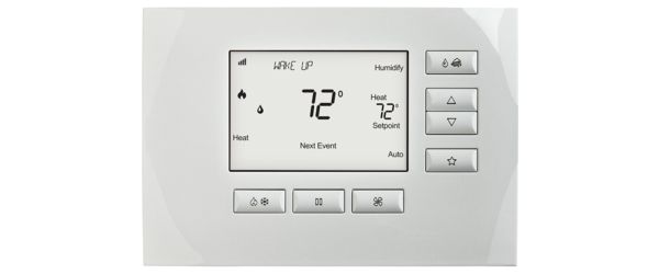 Control4 Wireless Thermostat Controller