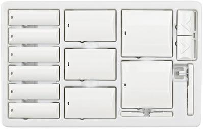 Control4 Colour Kit, Square Device Keypad Buttons