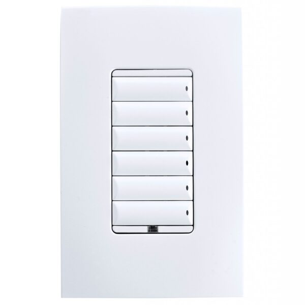 Control4 Wireless 240V Configurable Keypad Dimmer
