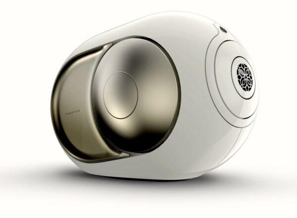 Devialet Silver Phantom Wireless Speaker