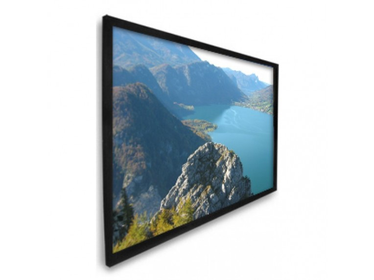 Dragonfly 16:9 Fixed Matte White Projector Screen