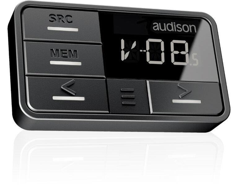 Audison DRC AB – Digital Remote Control Bit Nove