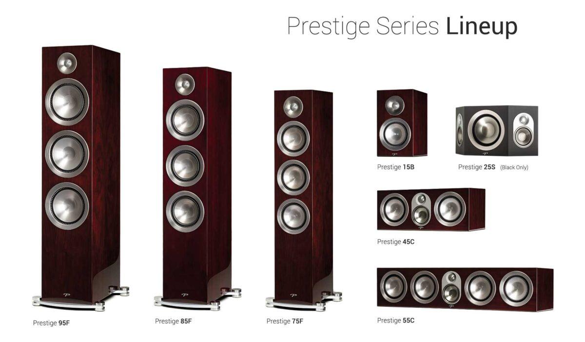 Prestige Series Lineup