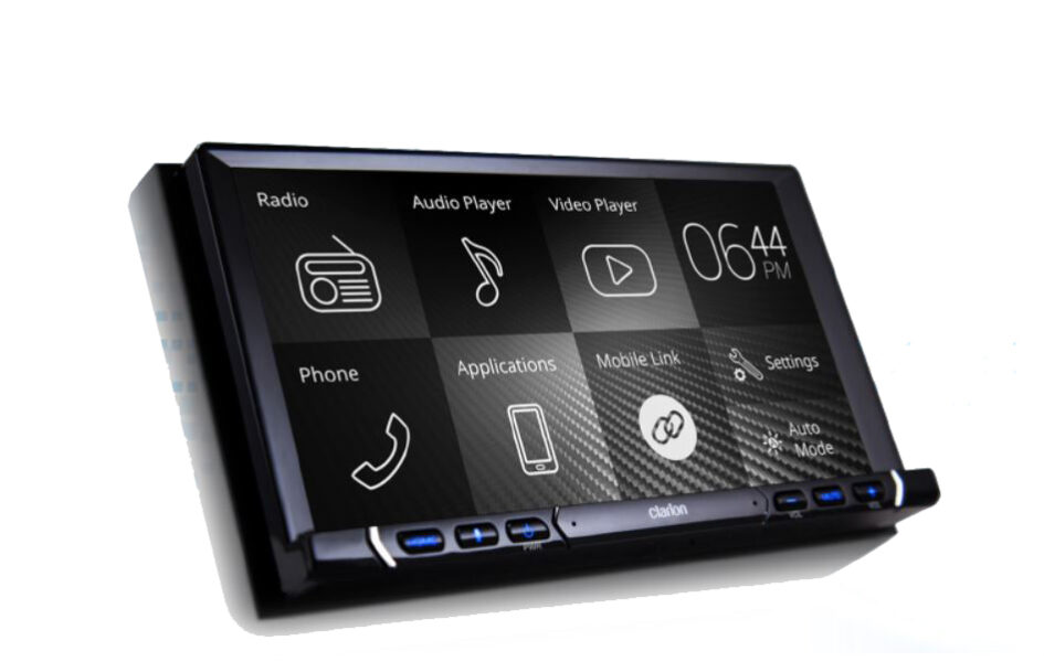 Clarion FX688A 6.75″ Touch Screen Apple Carplay|Android Auto|Smart Device Link (SDL)