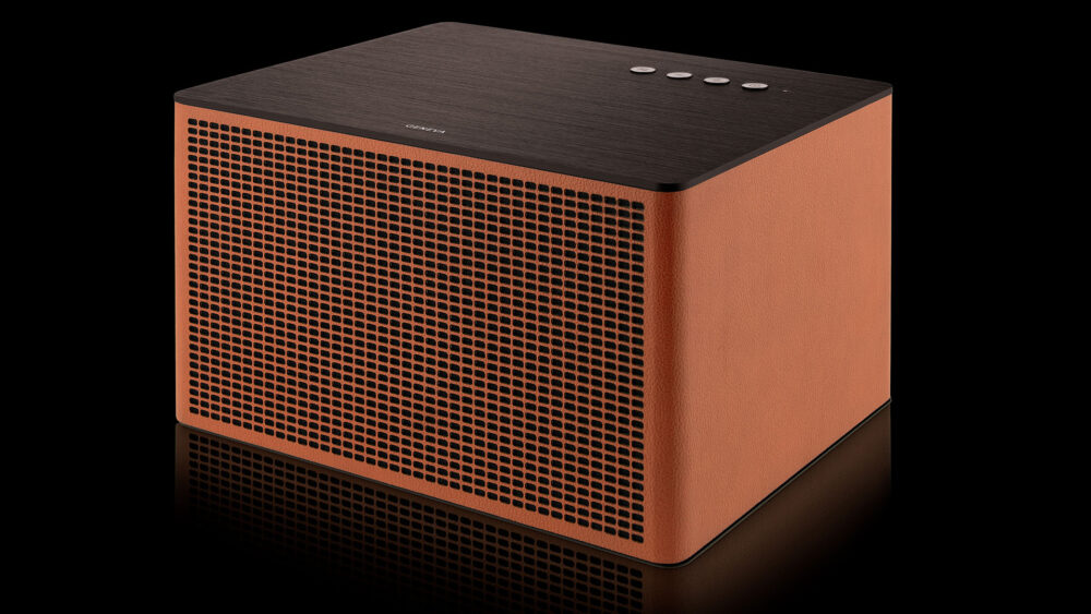 Geneva Acustica Lounge Handcrafted HI-FI Speaker With Bluetooth And Line-In