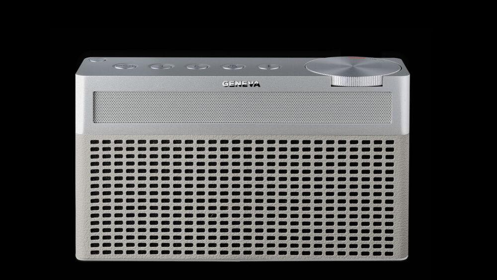 Geneva Touring/S Portable FM/DAB Speaker With Bluetooth