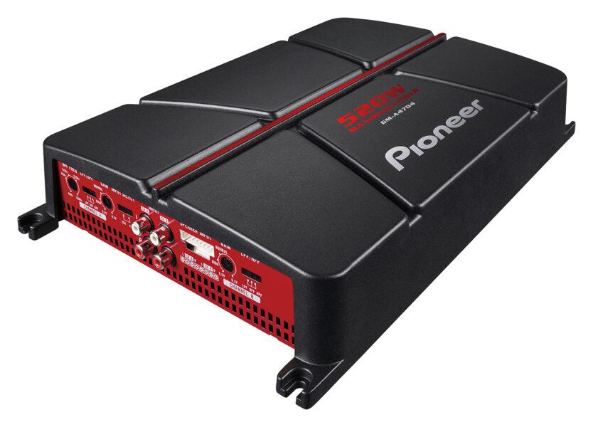 Pioneer GM-A4704 4 Channel Bridgeable Amplifier