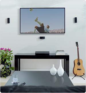 Bose UB20 - wall mounted speakers