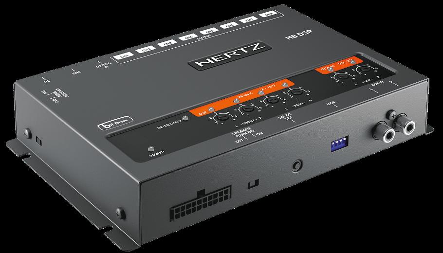 Hertz H8 DSP 8 CHANNEL DIGITAL INTERFACE PROCESSOR