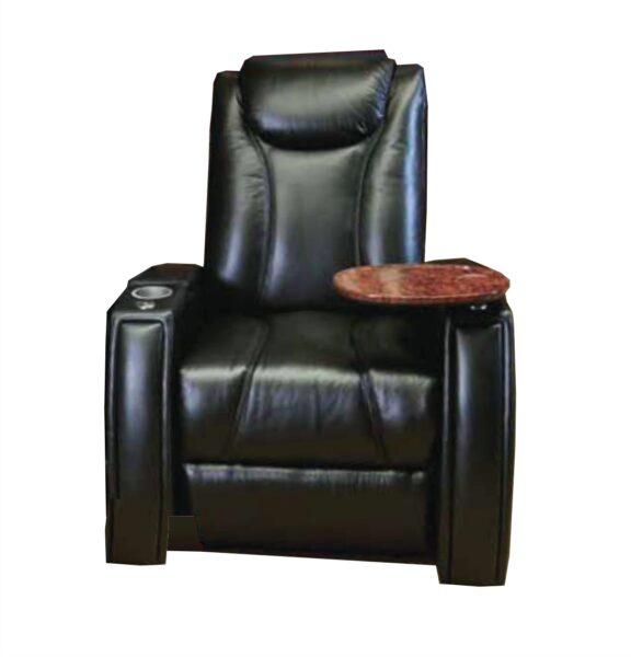 Emotion Furniture Pegar Fusion 1015 Cinema Seats – Leather Finish (Electric Recline)