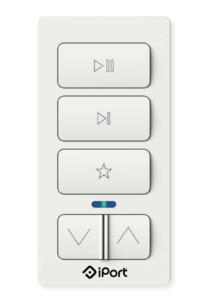 iPort xPress – The Audio Keypad for Sonos