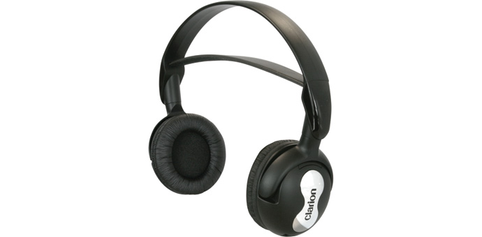 CLARION IR700 Infrared Wireless Headphones