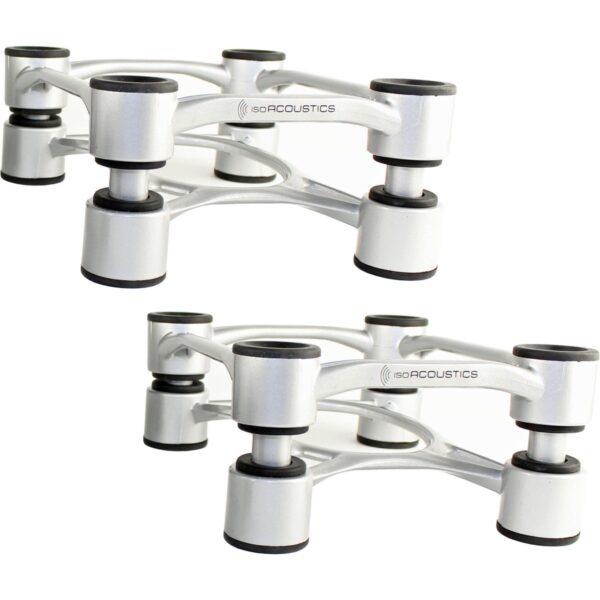 IsoAcoustics Aperta 200 Sculpted Aluminium Speaker Acoustic Isolation Stands