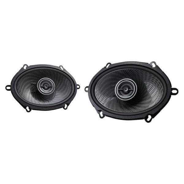 KENWOOD KFC-PS5796C 5 x 7″ 3-Way Speakers 320W Peak