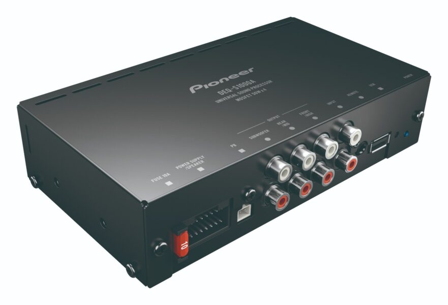 Pioneer DEQ-S1000A Universal Sound Processor