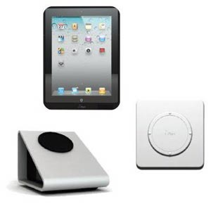 LaunchPort BaseStation, Wall Station and iPad in Sleeve