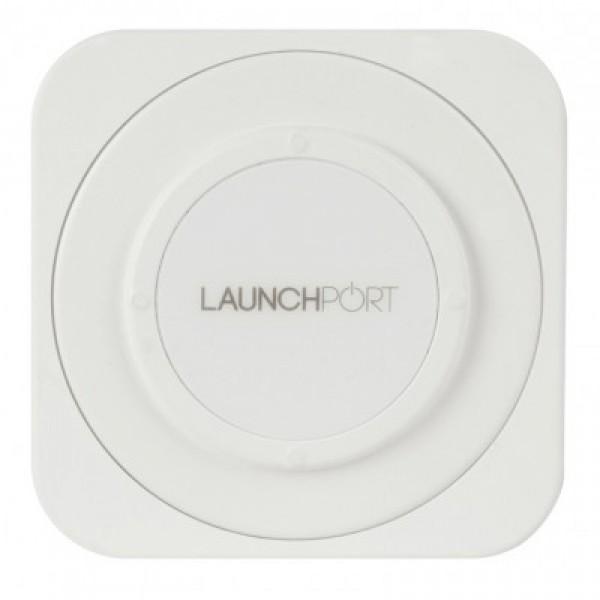 LaunchPort WallStation White