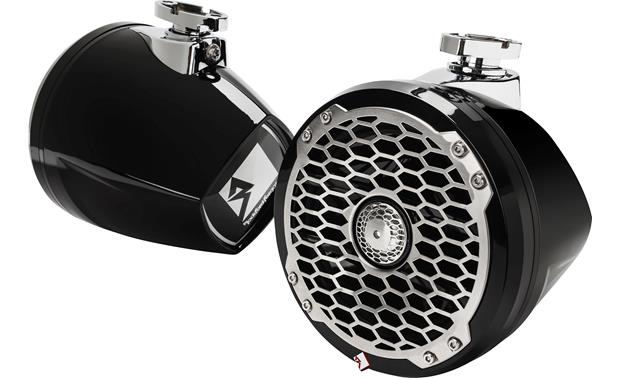 Rockford Fosgate PM2652W-MB Punch Marine 6.5″ Mini Wakeboard Tower Speaker – Black