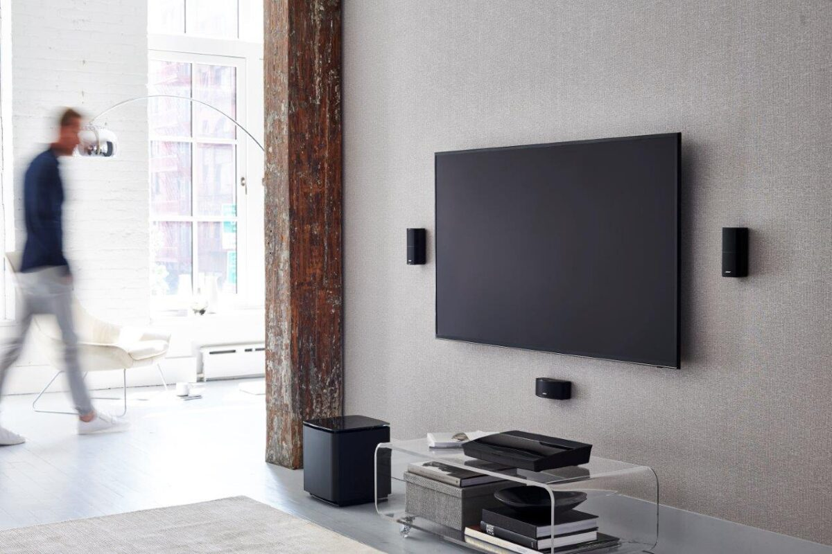 Bose Lifestyle 600 Home Entertainment System