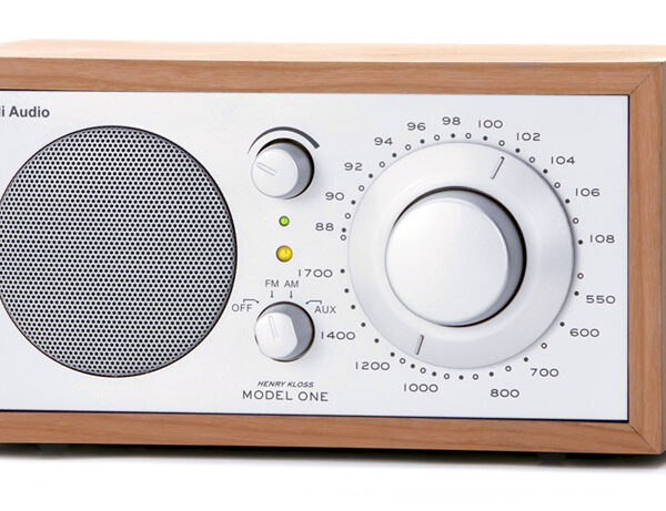 Tivoli Model One Desktop Radio Classic Walnut