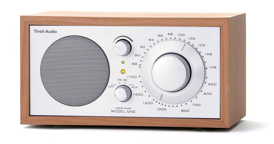 Tivoli Audio Model One Bluetooth Desktop Radio