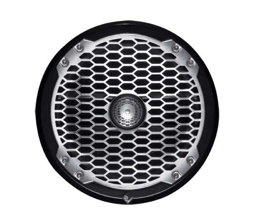 Rockford Fosgate PM282B 8″ Marine Full Range Speakers Black
