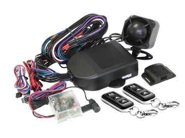 MONGOOSE M60G VEHICLE SECURITY SYSTEM