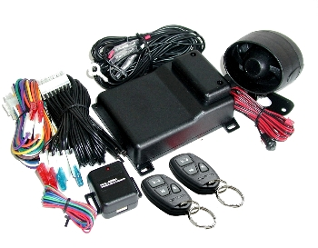 MONGOOSE M80S VEHICLE SECURITY SYSTEM