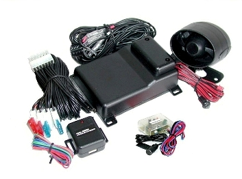 MONGOOSE MAP80G VEHICLE SECURITY SYSTEM