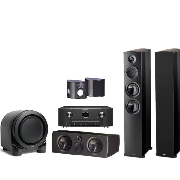 Yamaha YHT-2910 Home Theatre Package