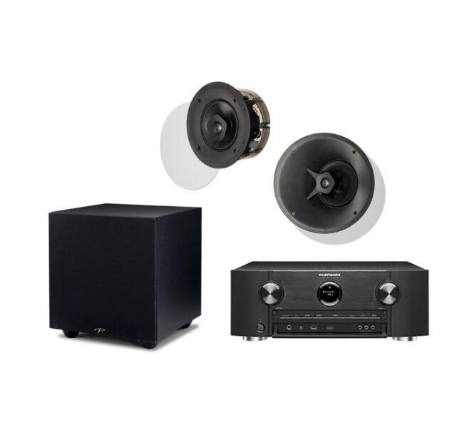 Marantz + Paradigm Elite Series Custom Speaker Package