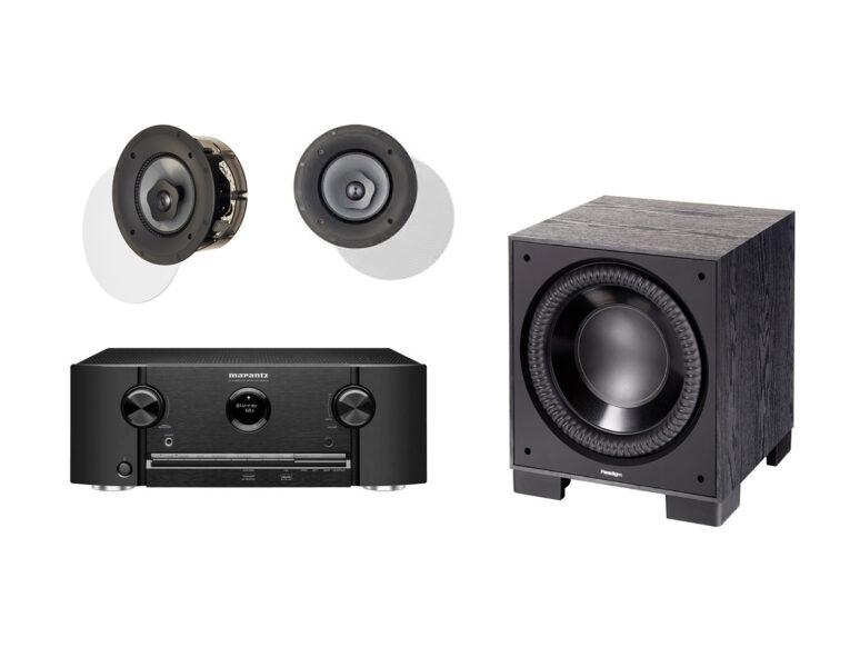 Marantz + Paradigm Pro Series Custom Speaker Package